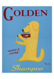 Golden Dog Shampoo