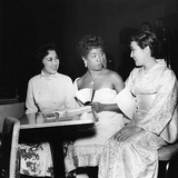Sarah Vaughan and friends