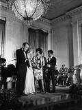 Sammy Davis Jr  White House - 1973