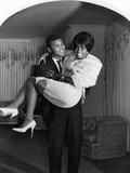 Muhammad Ali and Sonji Clay - 1967