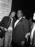 Michael Jackson; John H Johnson - 1983