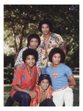 Michael Jackson and Brothers  1979