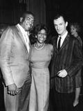 Dinah Washington  Hugh Hefner  Dick Lane - 1960