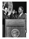 Harold Washington Charles Freeman