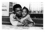 Muhammad Ali; Maryum Ali - 1974