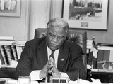 Harold Washington -1987