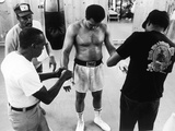 Muhammad Ali; Drew Bundini Brown - 1978
