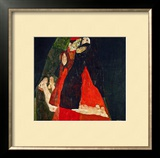 Cardinal and Nun (Liebkosung)  1912