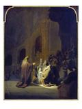 Simeon in the Temple  1631