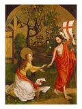 Noli Me Tangere  1462/1465 Altartafel Der Dominikanerkirche