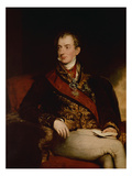Prince Metternich  Austrian Statesman   1815