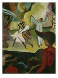 Russian Ballett I  1912