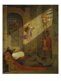 The Dream of the Prisoner  1836