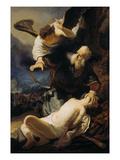 The Sacrifice of Isaac  1636