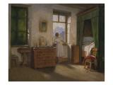 Die Morgenstunde  um 1860