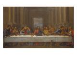 The Last Supper (Copy after Leonardo Da Vinci)