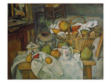 Still Life with a Basket of Fruit  1888/90
