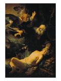 The Sacrifice of Isaac  1635