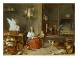 Kitchen Interior  1644