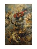 War in Heaven Archangel Michael in the Fight Against Schismatic Angels