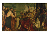 Jesus and the Centurion  about 1571