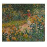 Im Garten  1895
