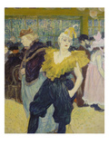 La Clownesse  1895
