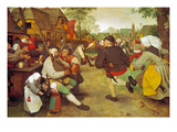Dancing Farmers  about 1568