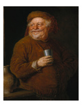Falstaff with a Tin Cup