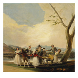 Blind Man's Buff  1788