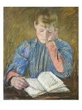 Reading Girl  1894