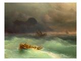 The Shipwreck  1873