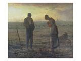 Evening Prayer (L'Angélus)  1857/59