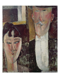 Bride and Groom (The Couple)  1915/16