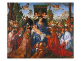 The Festival of the Rosary  1506