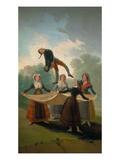 El Pelele (The Puppet)  1791/92