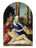 Lamentation of Christ  about 1516