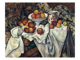 Still Life with Apples and Oranges  about 1895/1900