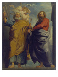 The Apostles St Peter and St Paul