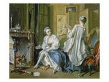 La Toilette  1742