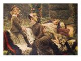 The Garden Bench  1882
