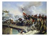 The Battle of Pont D'Arcole  1826