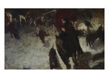 Wild Hunt  about 1889