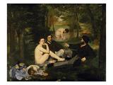 Outdoor Breakfast   1863