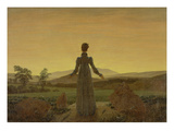 Woman at Dawn  about 1818
