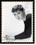 Movie Stamp VII Tableau sur toile