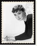 Movie Stamp VII Tableau sur toile par The Vintage Collection