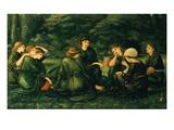 Green Summer  1868