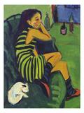 Female Artist  1910