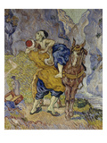 The Good Samaritan (After Delacroix)  1890